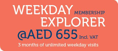 Weekday Memberships Updated Pricing Sep 2021